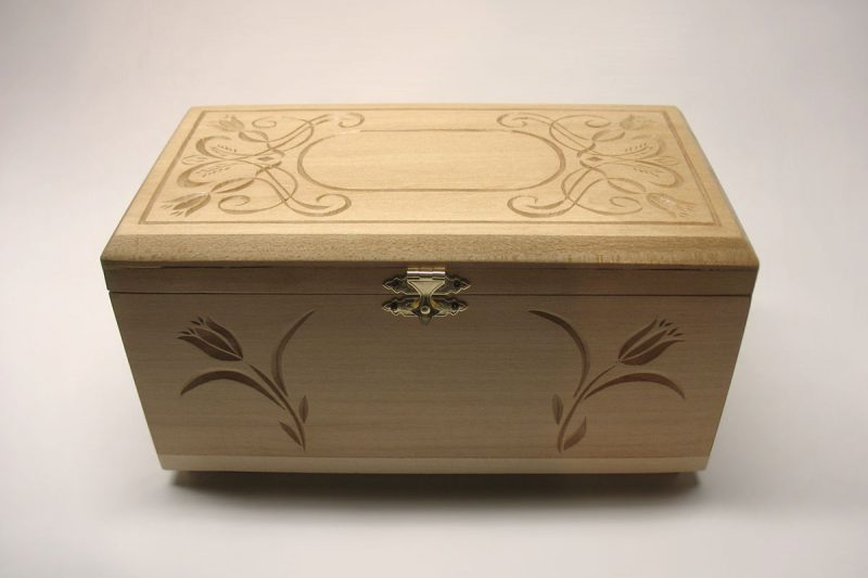 Keepsake Chest