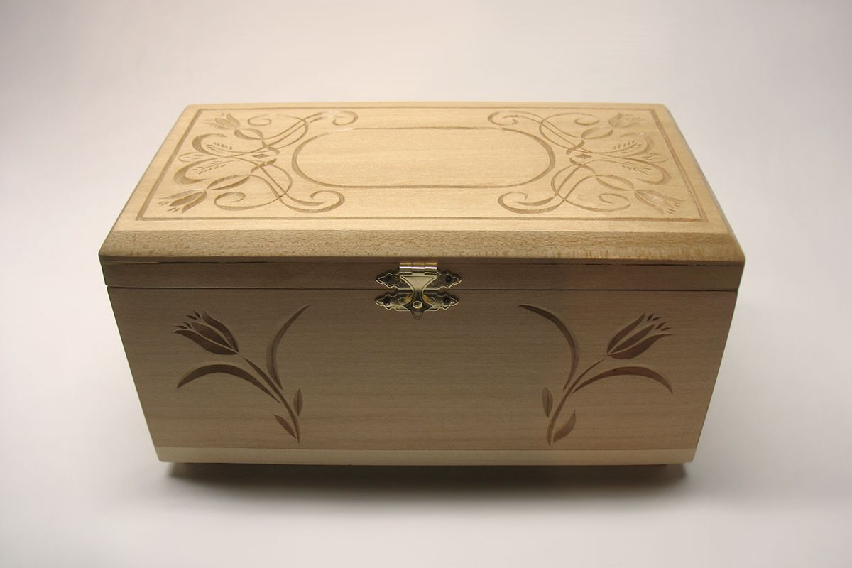 How to make a keepsake chest the woodcarvers cabin