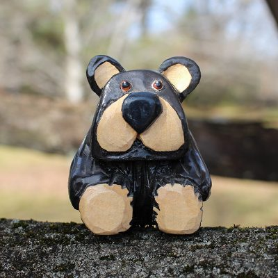 Simple Black Bear