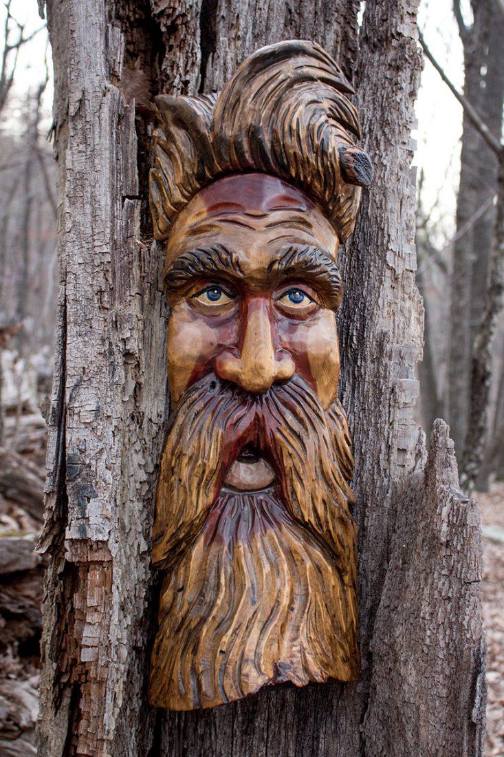 Wood Spirt