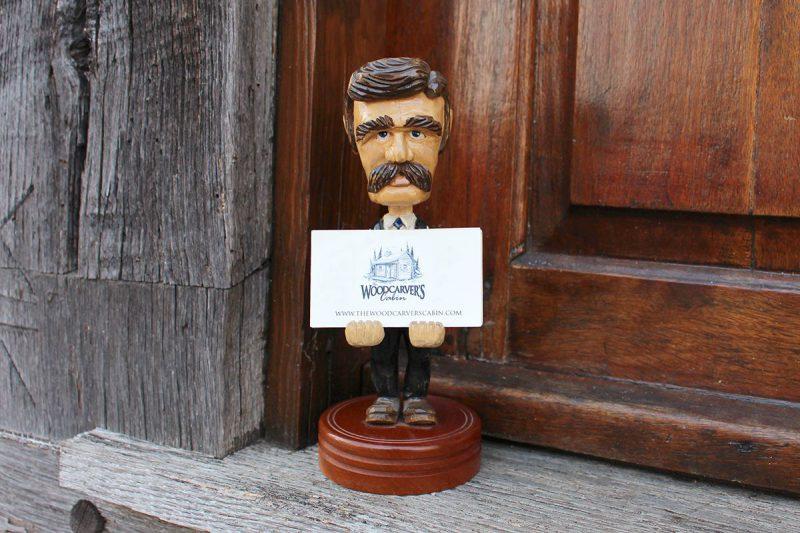 Gentleman Cardholder Front View