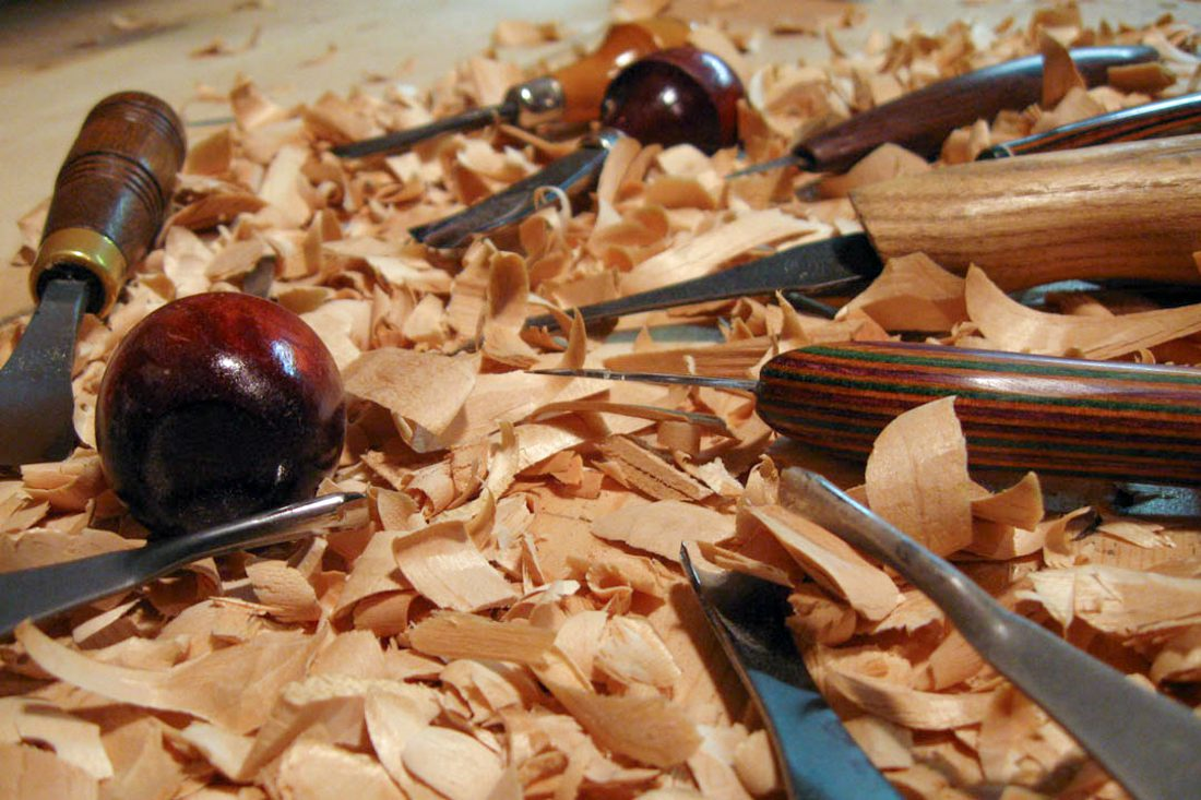 How to sharpen wood carving knives