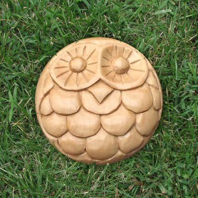 Owl Lid pattern